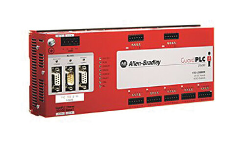 1753 GuardPLC 1600 Safety Controllers Image