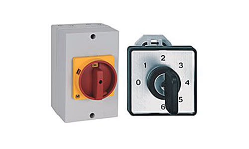 IEC Control & Load Switches Image