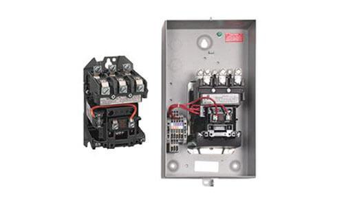 NEMA Top Wiring Contactors for Motor Loads Image