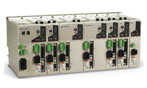 Kinetix 2000 Low-power Multi-axis Servo Drives Image