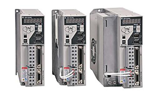 Kinetix 3 Single-Axis Component Servo Drives Image