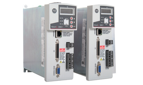 Kinetix 350 Single-axis Ethernet/IP Servo Drives Image