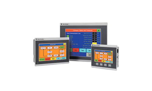 PanelView 800 Graphic Terminals Image