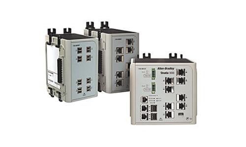 Stratix 8000 Modular Managed Ethernet Switches Image