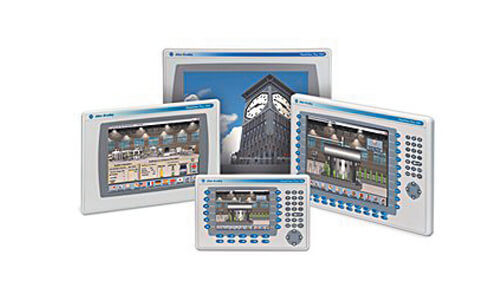 PanelView Plus 6 Compact Graphic Terminals Image