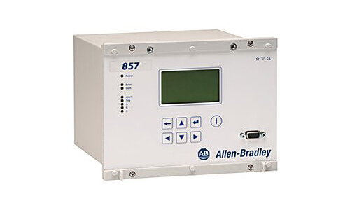 857 Protection Relay Image