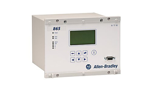 865 Differential Protection Relay Image