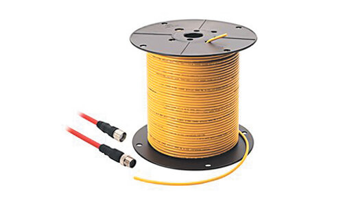 Ethernet Cable Spools Image