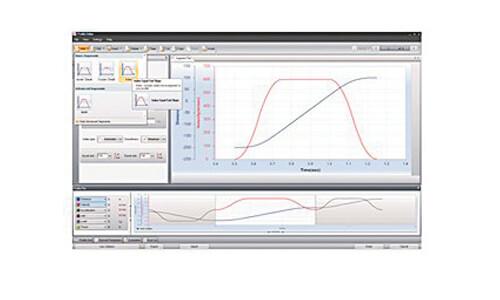 Motion Analyzer Software Image