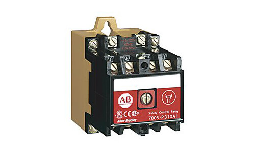 700S Heavy-Duty Safety Control Relays Image