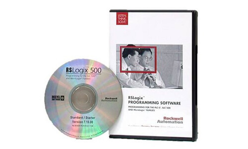 RSLOGIX 500 Image