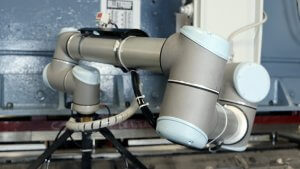 Robot technology improves safety and increases job satisfaction