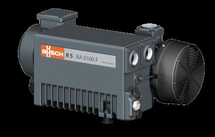 Vacuum Pump Busch - R 5 RA 0063/0100 F Image