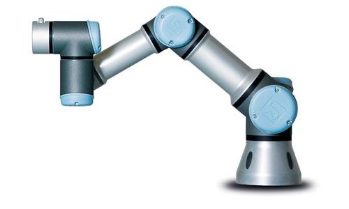 Cánh tay robots cộng tác UR3 Image