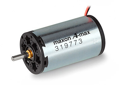 maxon A-max Program Image