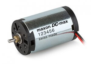 maxon DC-max program Image