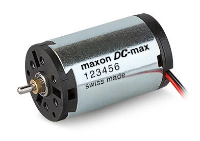 maxon DC-max program Image