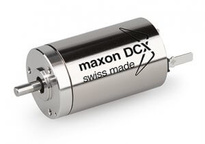 maxon DCX Program Image