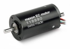 maxon EC Program Image