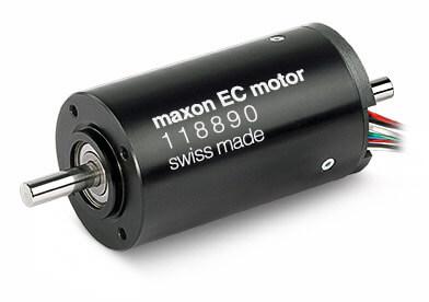 maxon EC Program Image