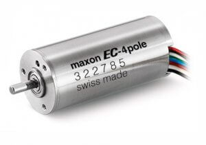 maxon EC-4pole Program Image