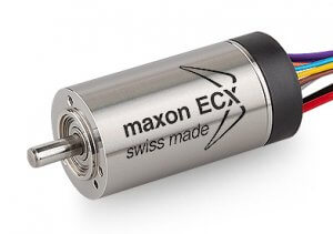 maxon ECX SPEED program Image