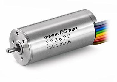 maxon EC-max Program Image