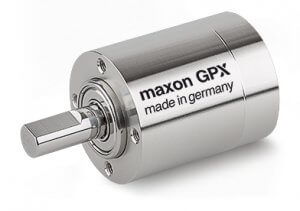 maxon GPX Planetary Gearheads Image