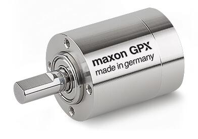 maxon GPX Planetary Gearheads Image